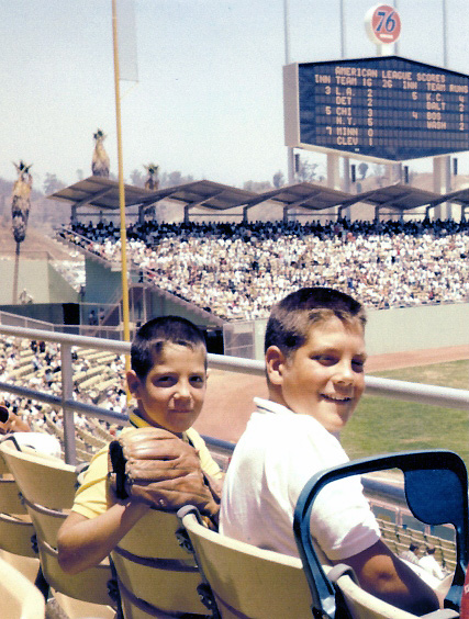 RichTomDodgerStadium1962shopped.jpg