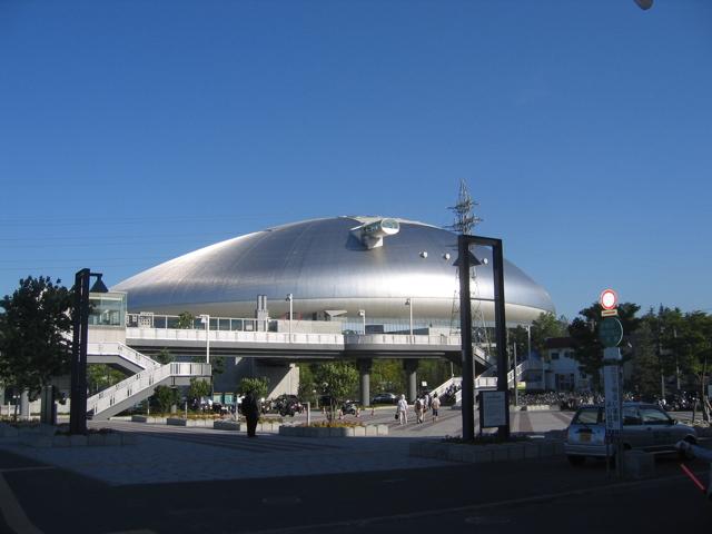 Estadio Saporo Dome, Corea del Sur Sapporo%20Dome