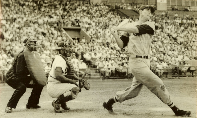 Ted Williams-Roy Campanella Spring Training.jpg